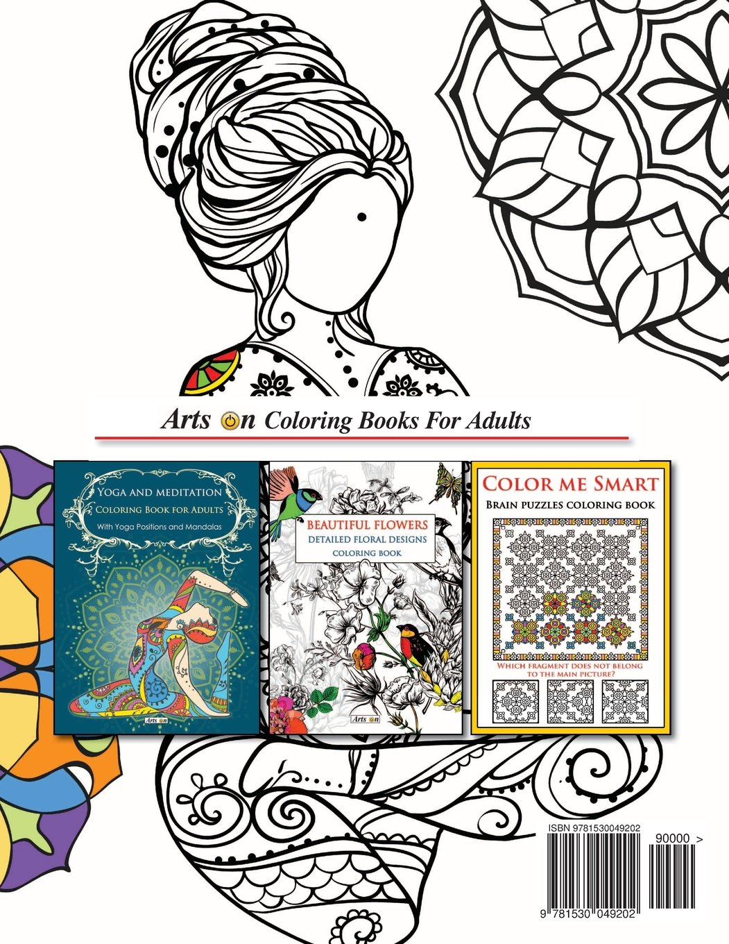 The human brain coloring book diamond - Buy Yoga And Meditation Coloring Book For Adults With Yoga Poses And Mandalas Volume 1 Arts On Coloring Books Book Online At Low Prices In India Yoga