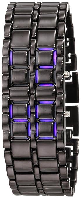 GGI-International-MLEDLAVABB-25-MM-Stainless-Steel-Black-Watch-Bracelet-