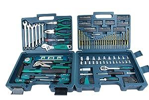 Mannesmann M29086 Werkzeugsatz 176teilig  BaumarktKundenbewertung und Beschreibung