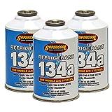 ZeroR R-134a Refrigerant - 3 Cans - Made in USA - 12oz Cans (Tamaño: 12oz)