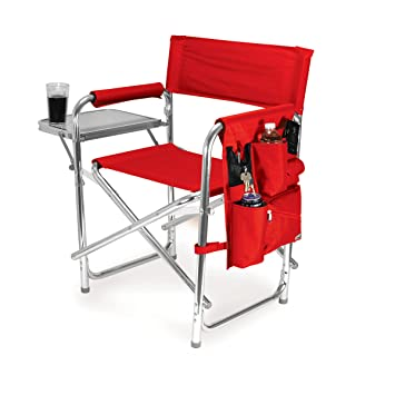 Sports Chair Red