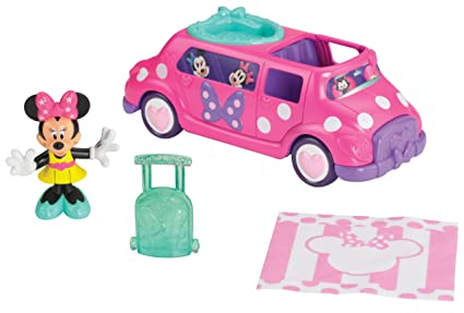 Fisher-Price Disney's Minnie Mouse Limousine