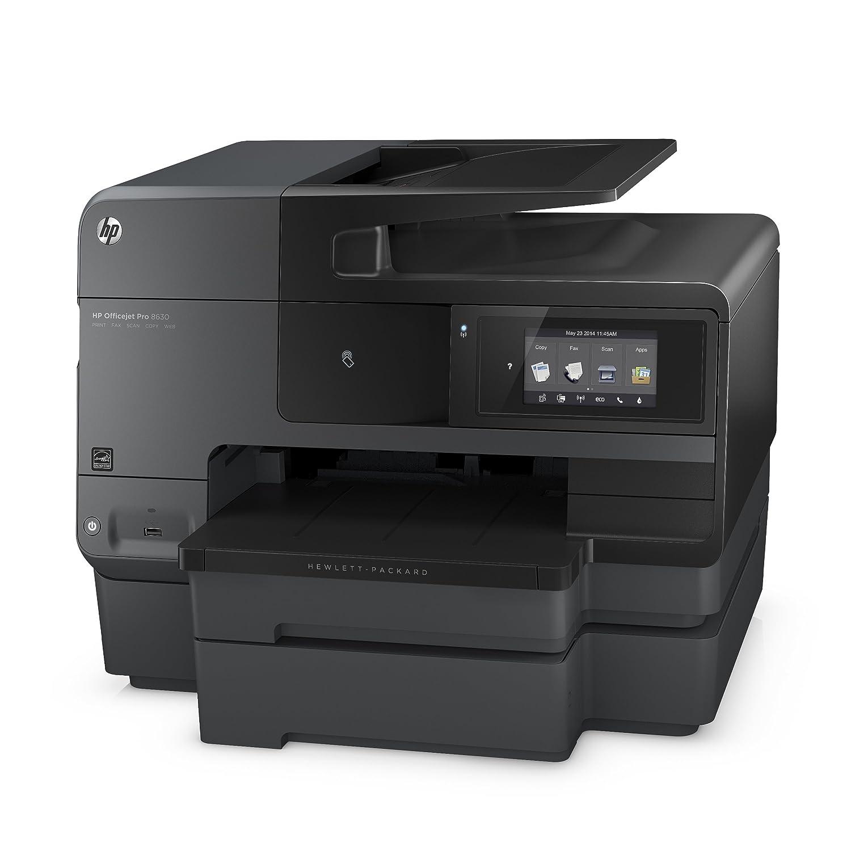 HP OFFICEJET PRO 8630 WIRELESS ALL IN ONE COLOR INKJET