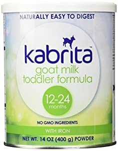 Goat Milk Toddler Formula
