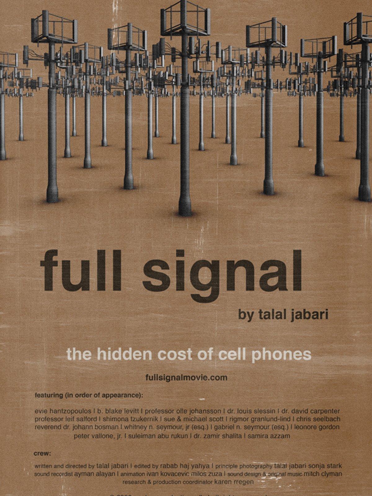 Full Signal on Amazon Prime Instant Video UK