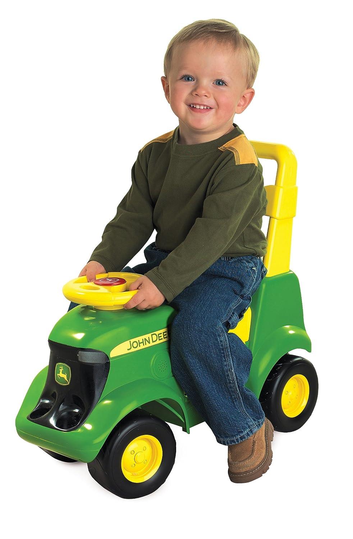 Ertl Sit 'N Scoot Activity Tractor