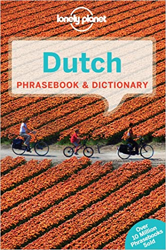 Lonely Planet Dutch Phrasebook & Dictionary (Lonely Planet Phrasebooks)