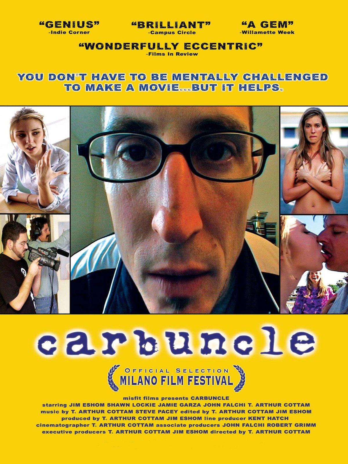 carbuncle on Amazon Prime Video UK