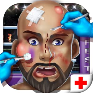 Amazon com wrestling injury doctor kids games appstore for android