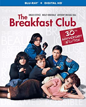 The Breakfast Club 30th Anniversary Edition Blu-ray + Digital HD