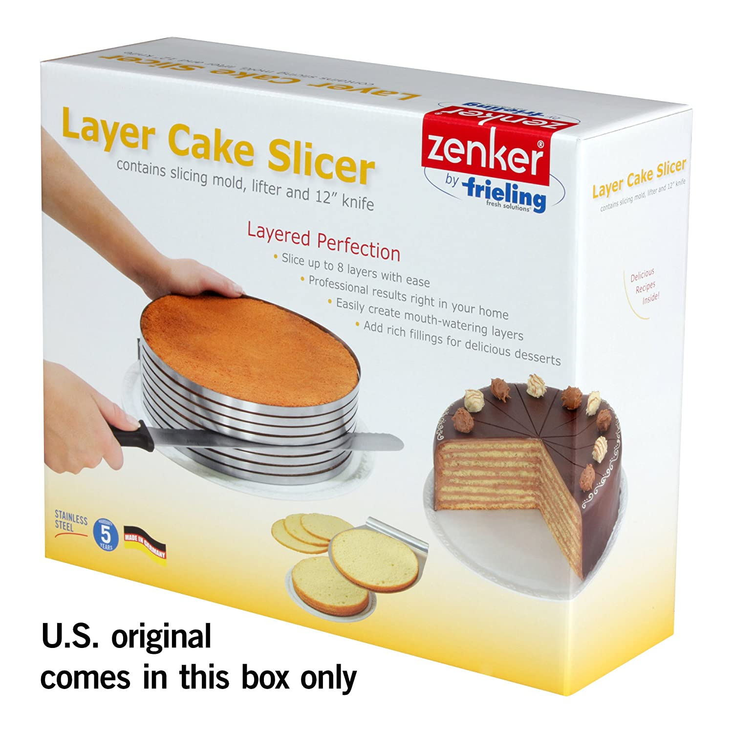 Layer Cake Slicing Kit Ebay