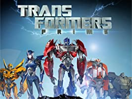Transformers Prime Season 1 [HD]
