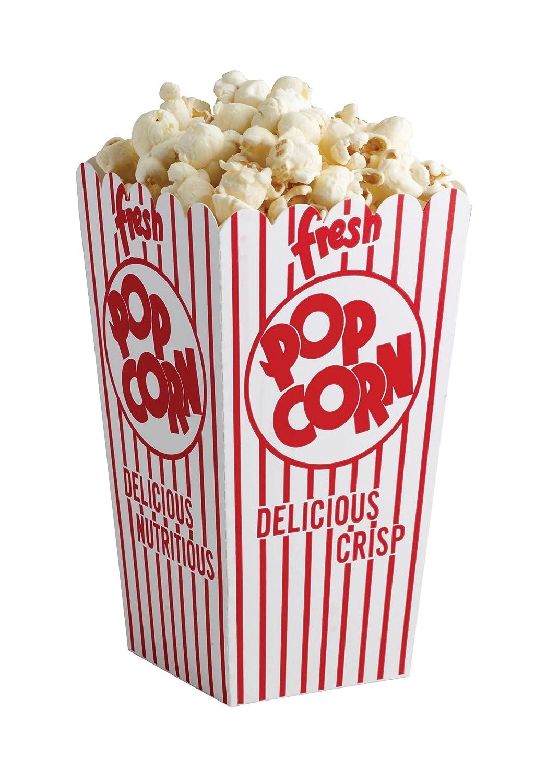 Paperboard Popcorn Holder   Popcorn