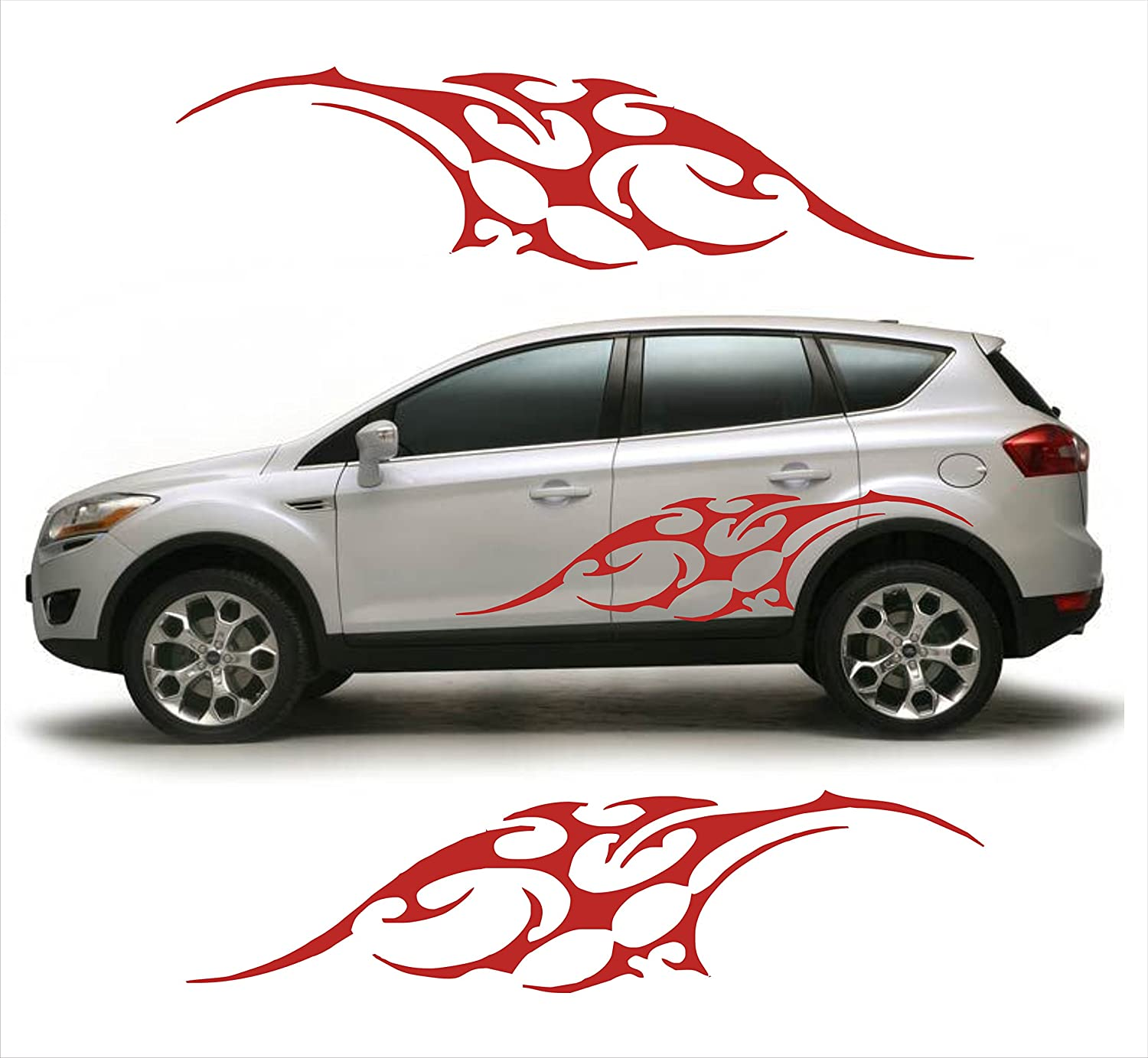 Fish Wall Sticker Vinyl Car Graphics India T Wall Decal