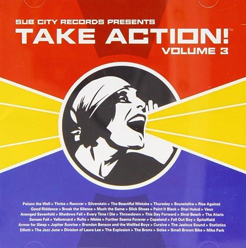 Various - Take Action Volume 03