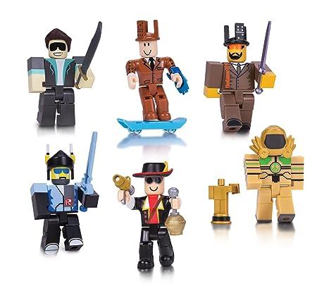 ROBLOX Légendes de ROBLOX 6 Six Paquet De Figurines avec exclusif virtuel objets