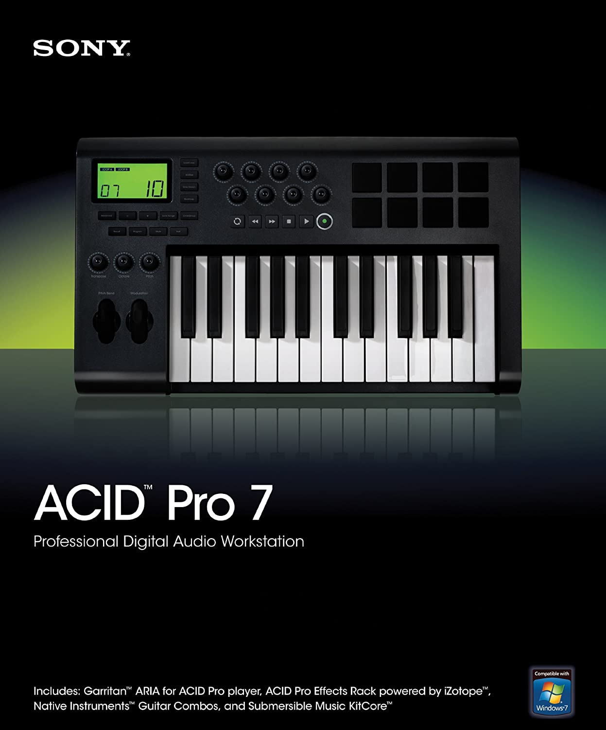 Sony Acid Pro 7 | Cakewalk Forums