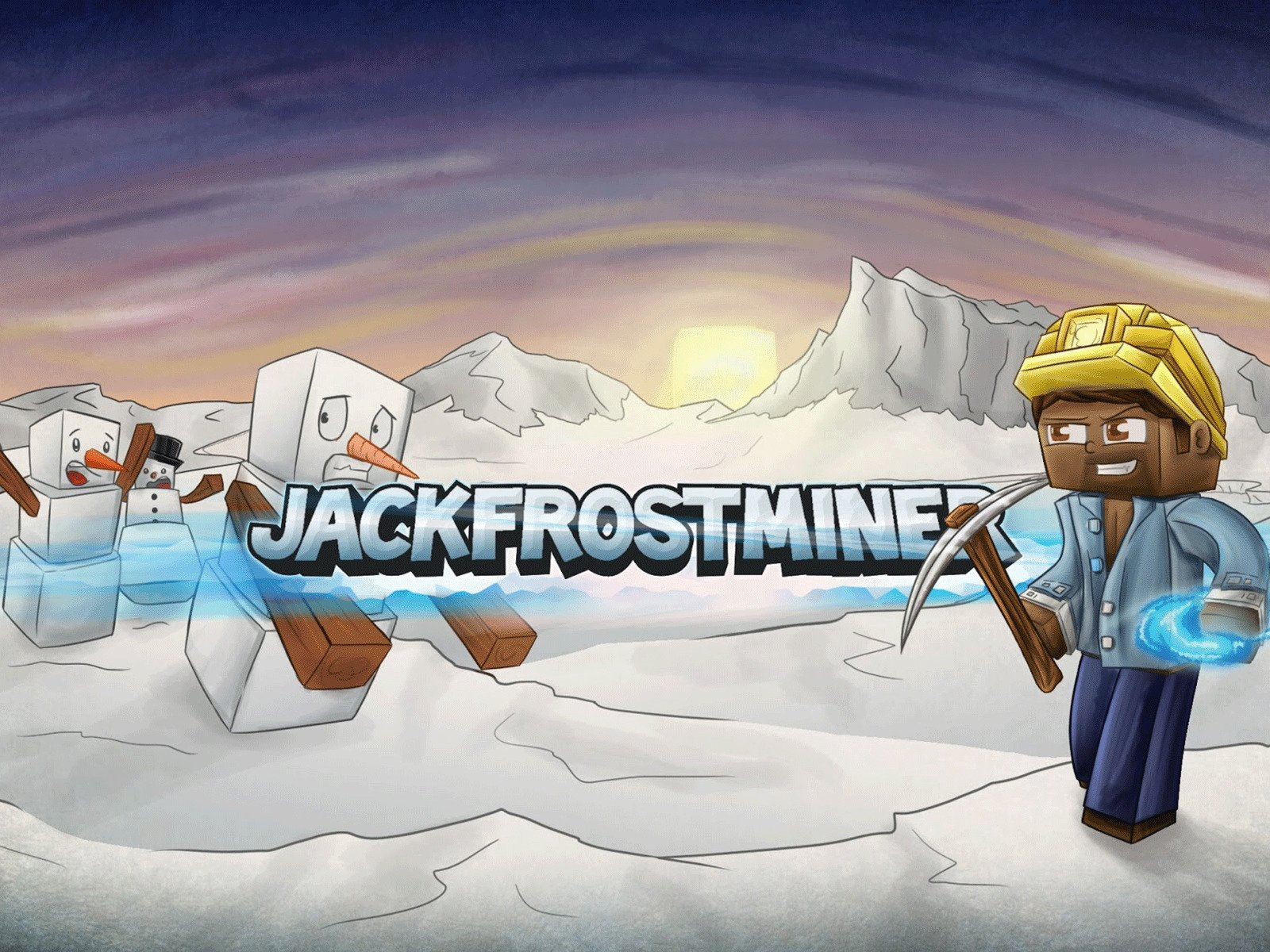 Jack Frost Miner - Season 2