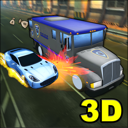 Highway Hei$t - crime rider (Racing Rivals Cash compare prices)