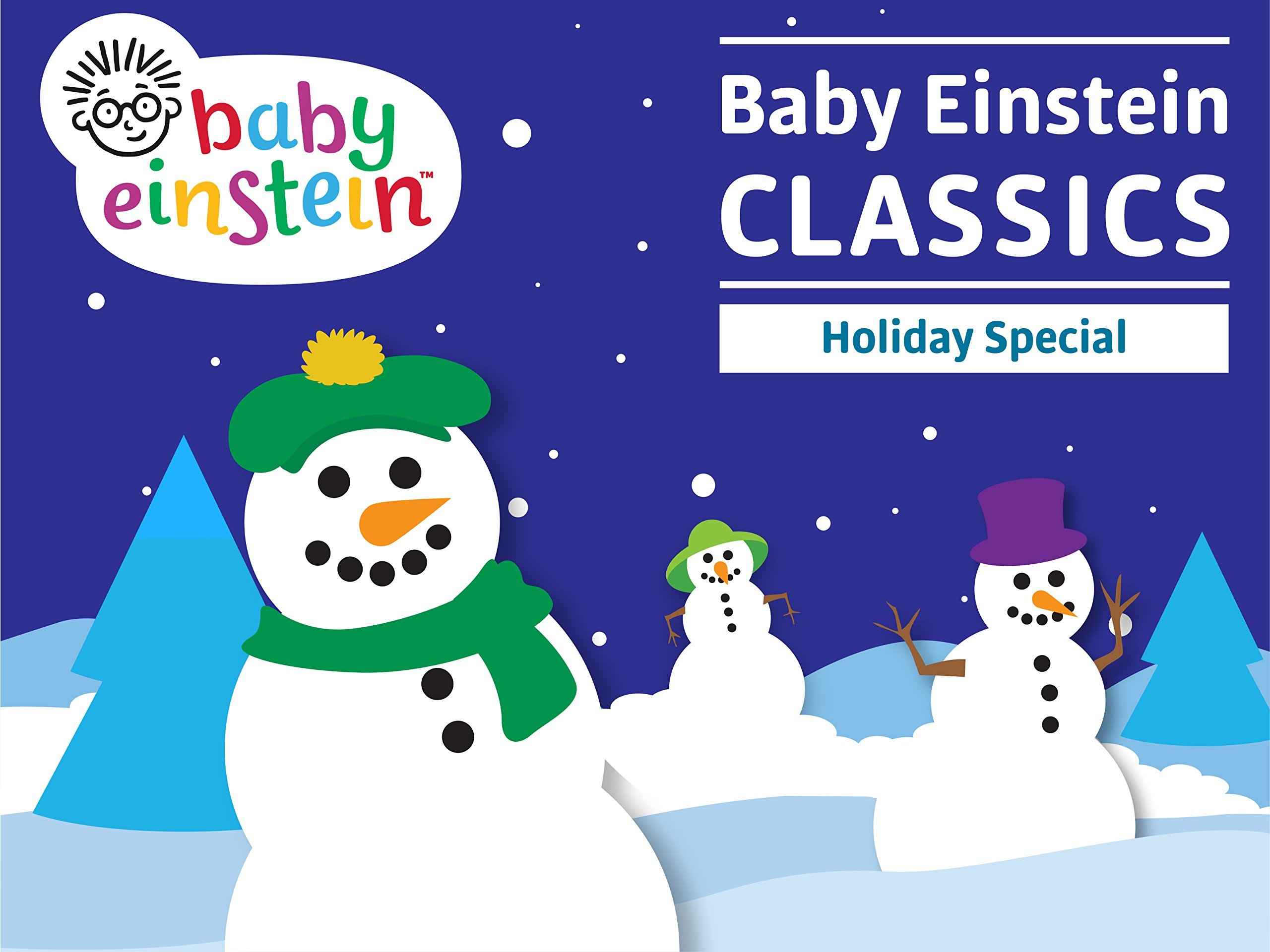 Baby Einstein's Holiday Special - Season 1
