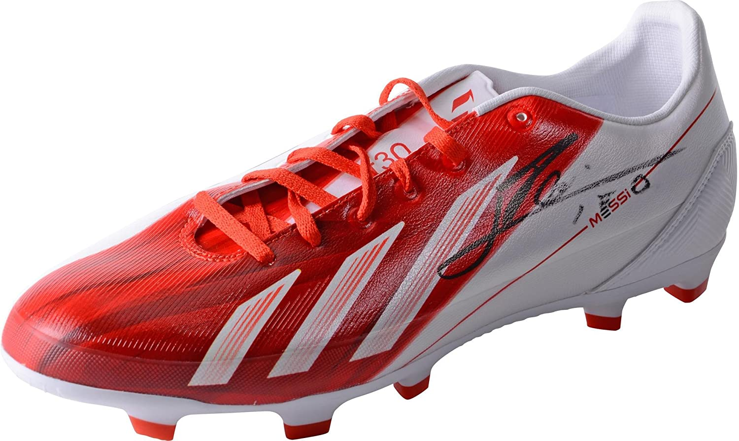 Lionel Messi Autographed adidas Boot