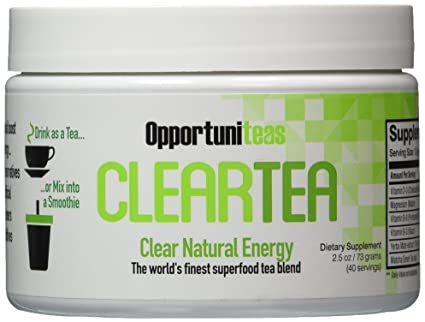 Green Can Energy Drink Energy Drink Mix Cleartea