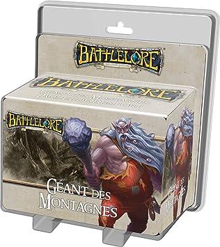 Asmodee - UBIBLS06 - Battle Lore - Géant Des Montagnes