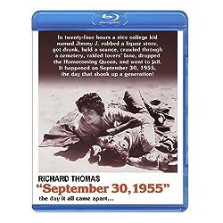 September 30, 1955 [Blu-ray]