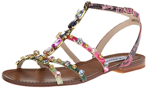Steve Madden Sandal B Jeweled