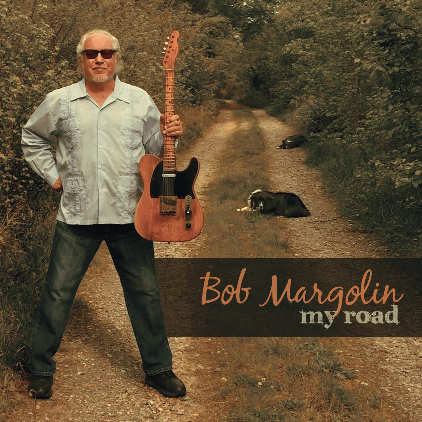 Bob Margolin - My Road 813HZXn-cIL._SL1400_