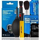 Camera Cleaning Kit VSGO Professional Sensor Cleaning Swab Body Air Blower Lens Pen CCD CMOS for Digital DSLR SLR Cameras Lens Sensor