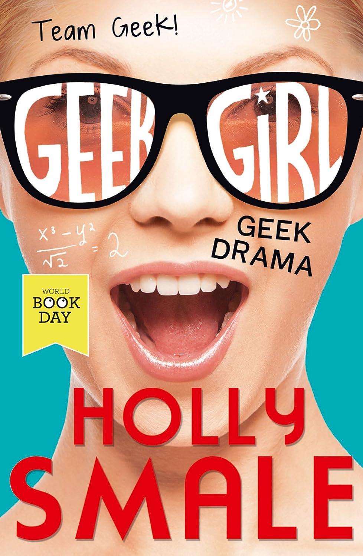fabulous book fiend review geek girl geek drama by