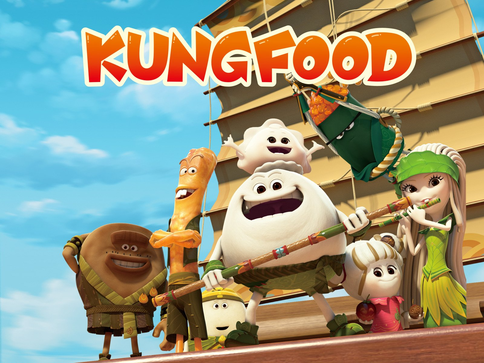 Kung Food on Amazon Prime Instant Video UK
