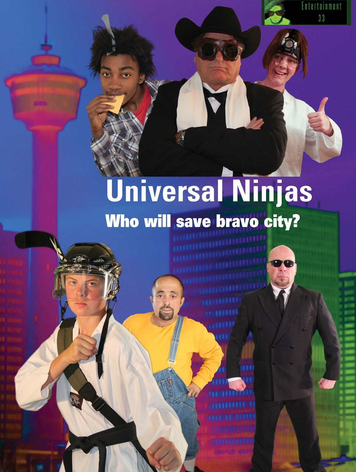 Universal Ninjas on Amazon Prime Instant Video UK