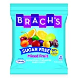 Brach's Sugar Free Mixed Fruit Hard Candy (Pack Of 12) (Tamaño: 3.5 Ounce Bag, Pack of 12)