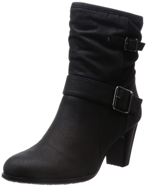 Amazon.co.jp: [マリーファム] Marie Femme ショートブーツ MRO0534: シューズ&バッグ:通販
