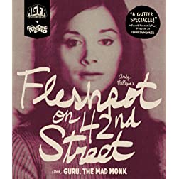 Fleshpot On 42nd Street + Guru, The Mad Monk [Blu-ray]