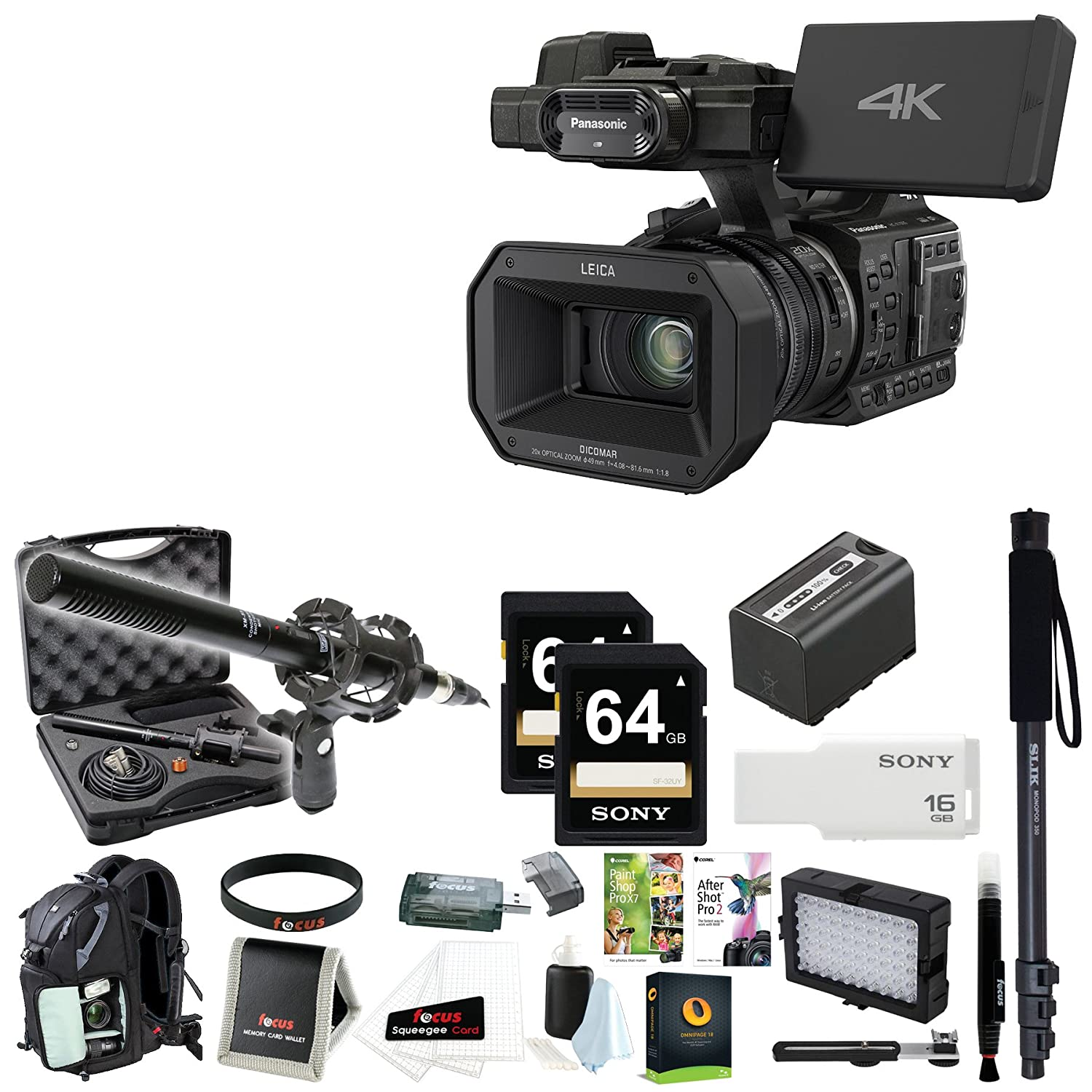 Best Camcorders Deals And For Sale Dealfaves Camcorder Panasonic Hc Wx970 4k Ultra Hd X1000 60p 50p Black Focus Deluxe