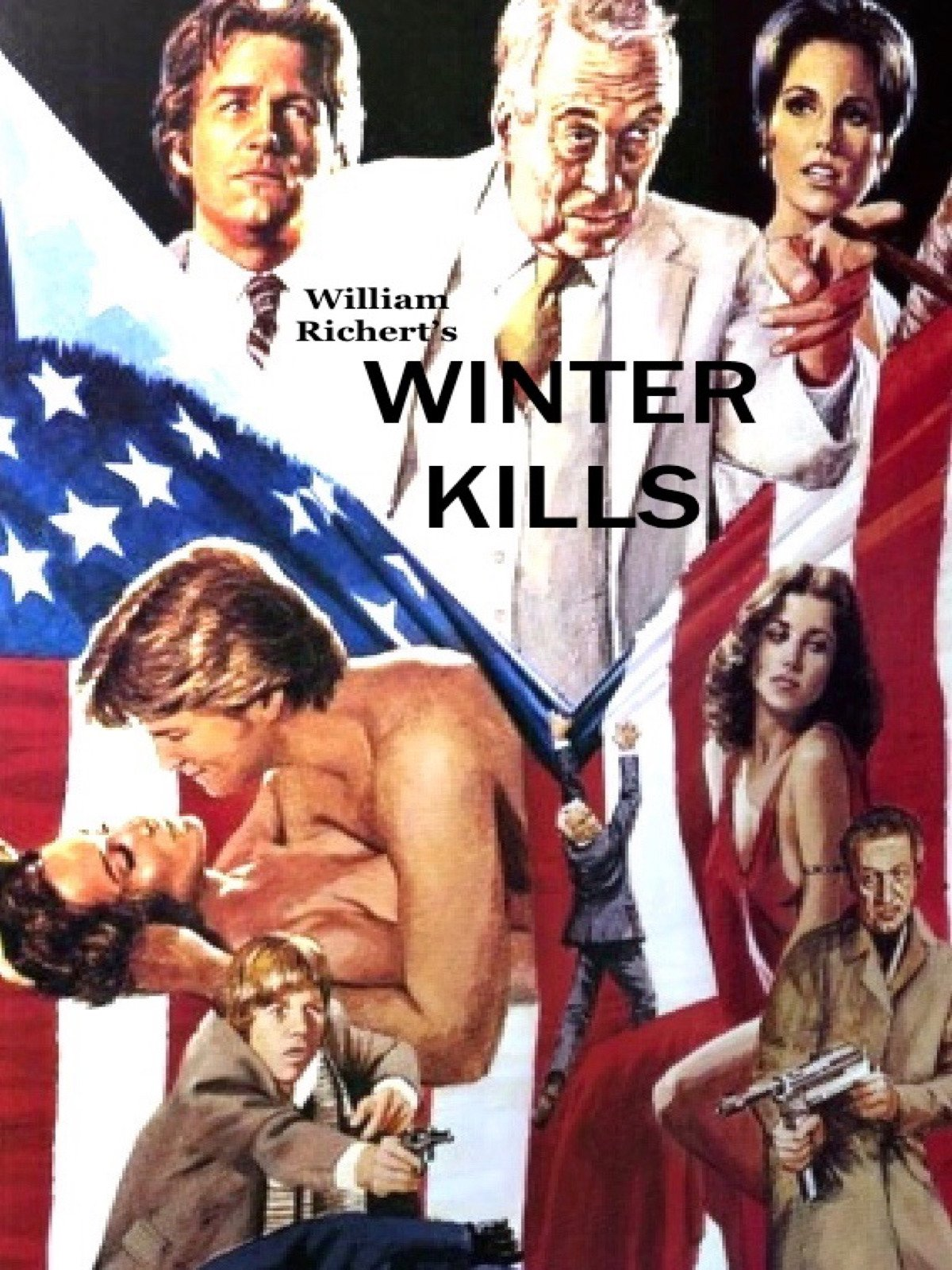 Winter Kills Director's Cut
