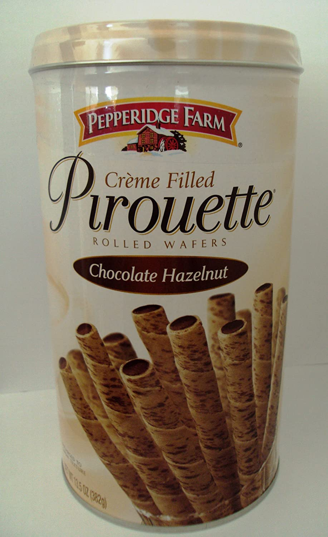 pirouette cookies