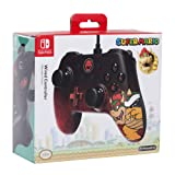 PowerA 1506259-01 Wired Controller for Nintendo Switch - Bowser (Color: SUPER MARIO)