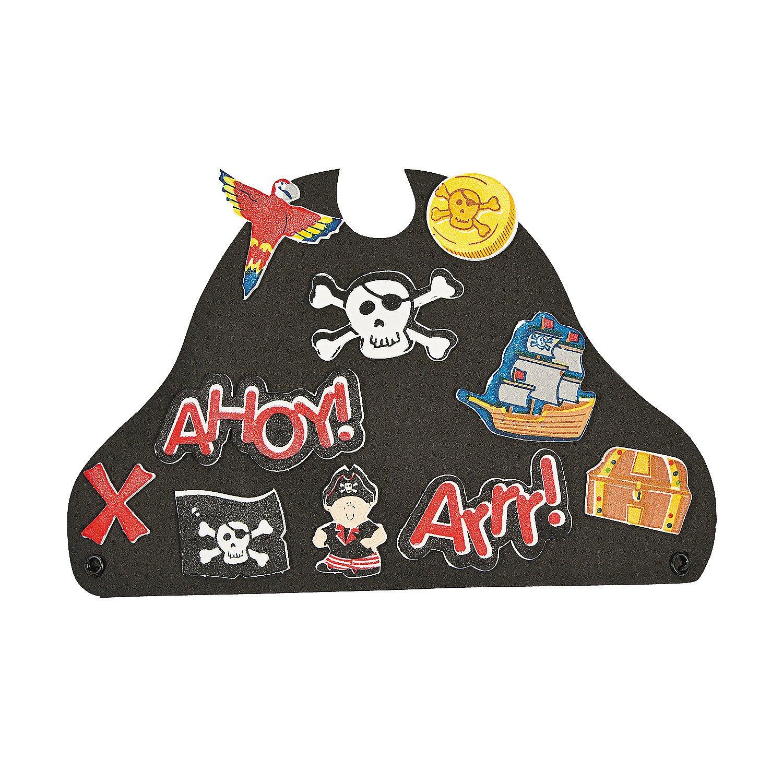 Pirate Hat Kit