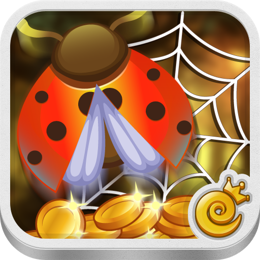 Tiny Friends Blitz 2 : The Dragon Fly Park Saga - From Panda Tap Games back-134987