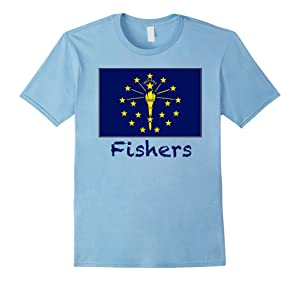 Fishers Indiana T-Shirt