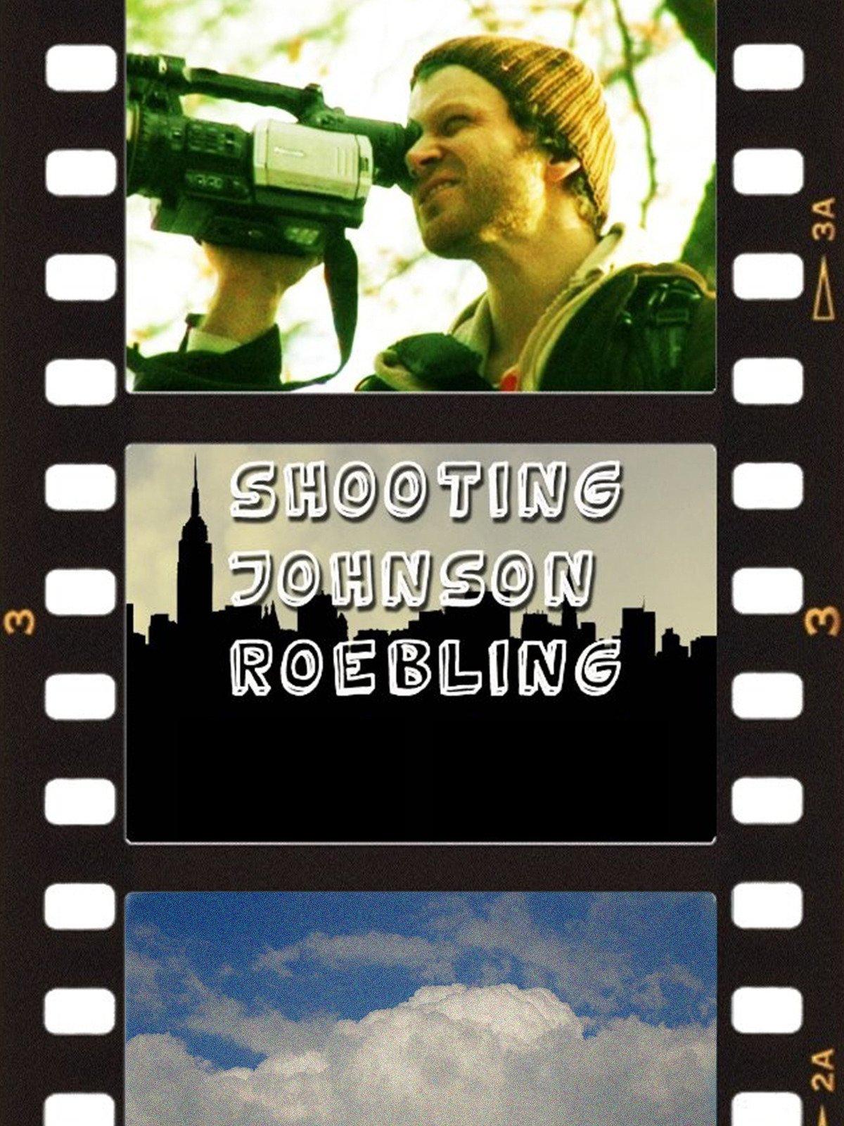 Shooting Johnson Roebling on Amazon Prime Video UK