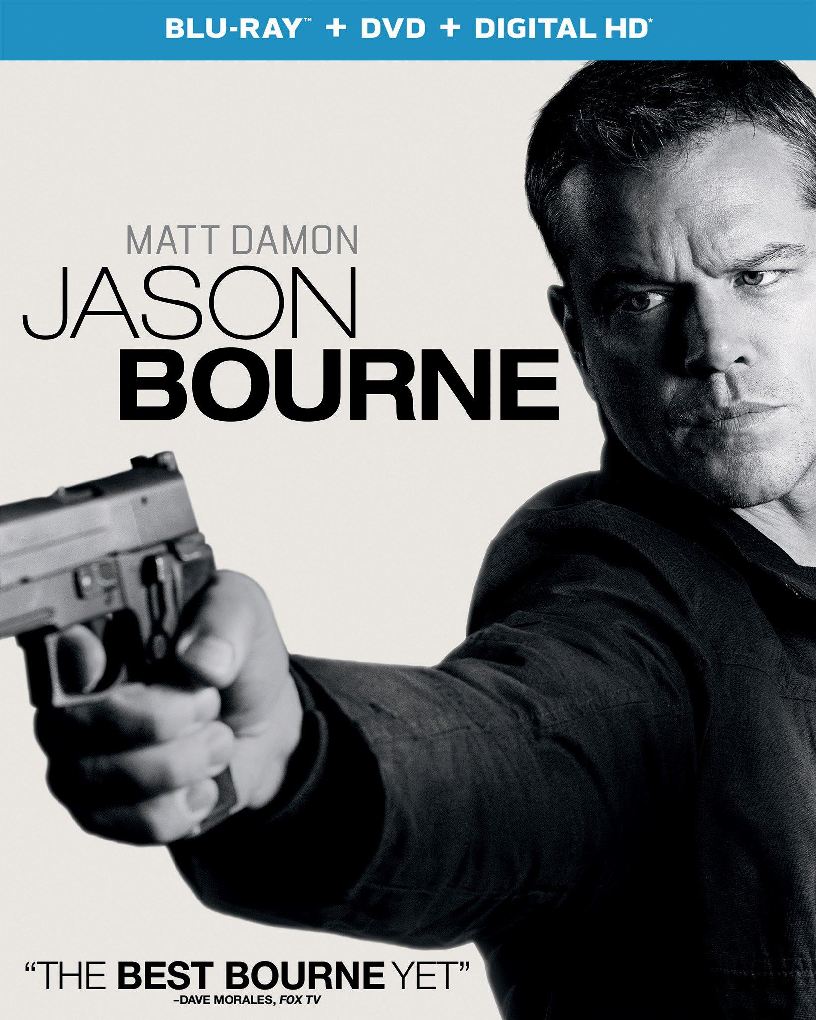 Buy Jason Bourne Now!
