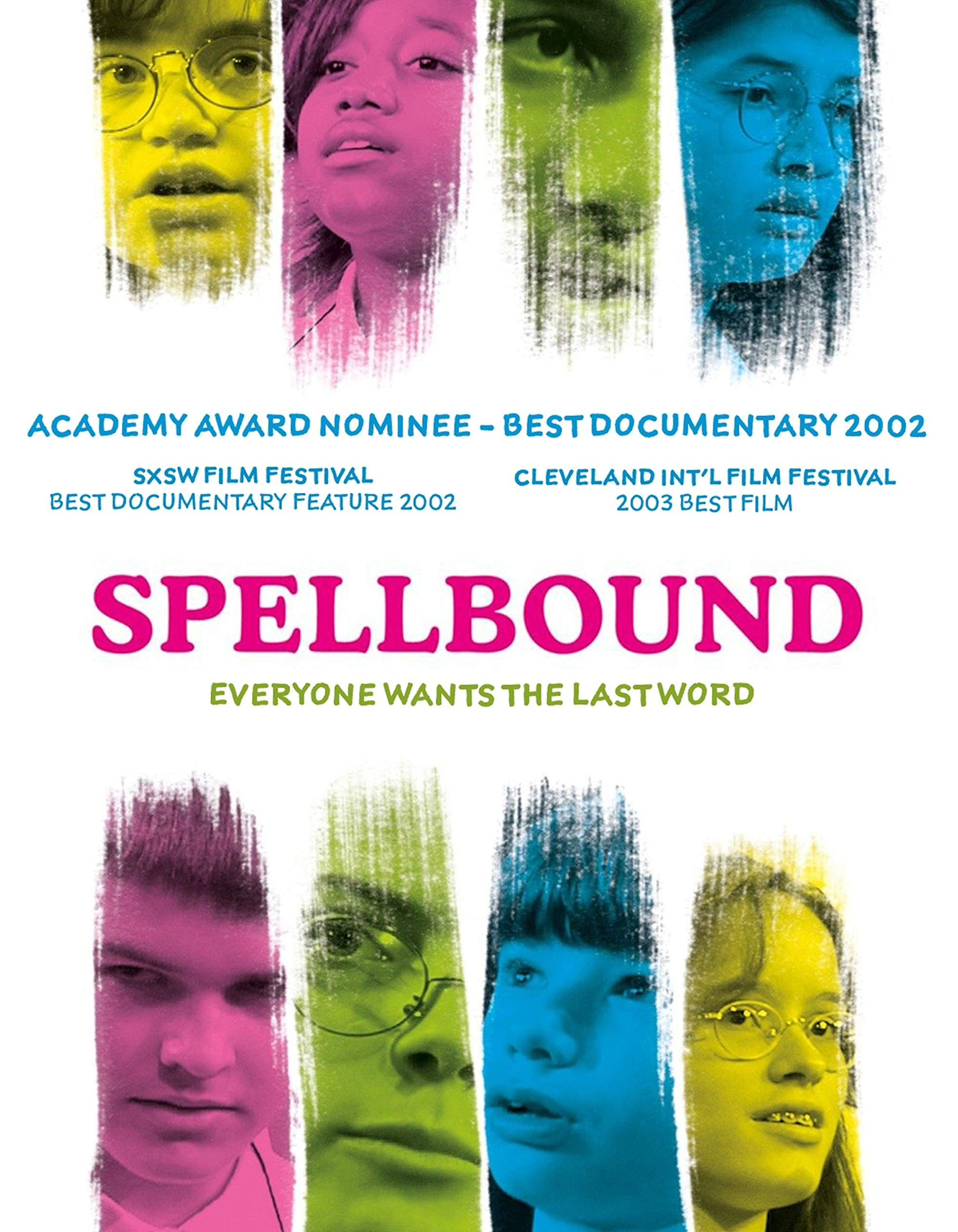 Spellbound on Amazon Prime Instant Video UK