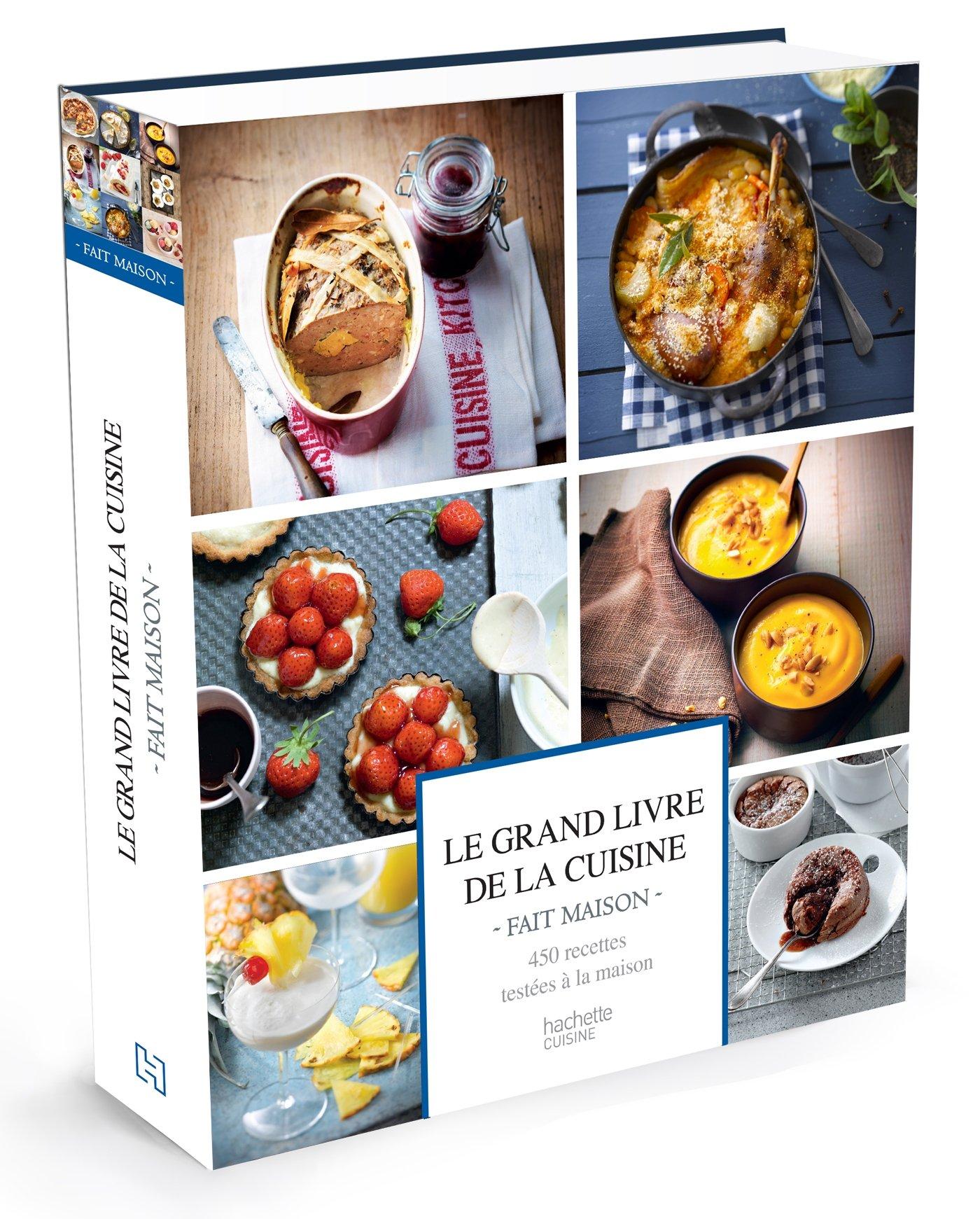 Le grand livre de la cuisine fait maisonbookstore - Creer son livre de cuisine ...