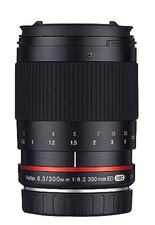 Samyang Reflex f/6.3 300mm Sony E Objectif Noir