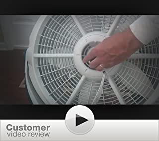 wind machine fan parts
